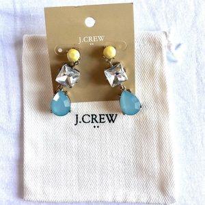 JCrew Pastel Drop Earrings